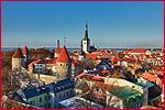 Rundreise / Städtereise / Ferienhaus - Angebote - Anreisepaket nach Tallinn mit Hotelstop in Helsinki